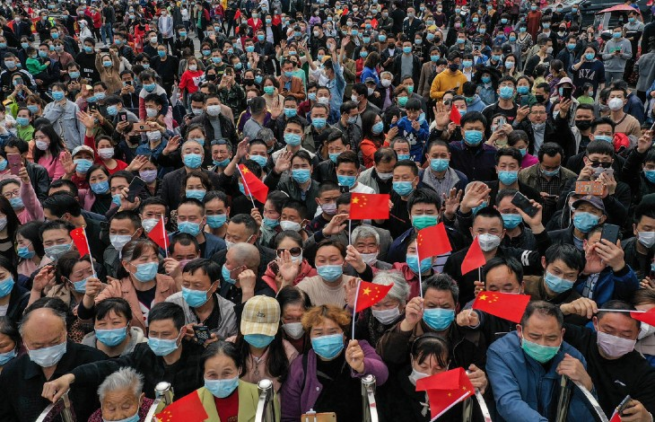 Coronavirus: pourquoi la Chine a perdu 21 millions d'abonnés à un forfait mobile en trois mois ? les opérateurs chinois silencieux…