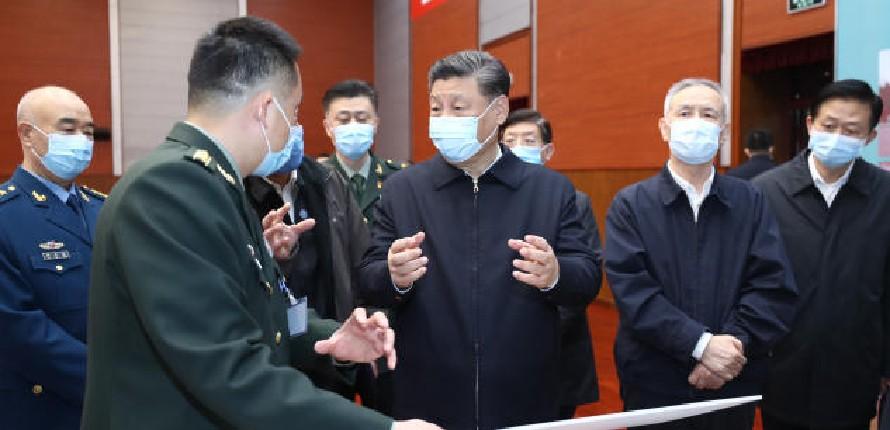 Coronavirus : « La Chine utilise les masques comme monnaie d'échange et de pression »