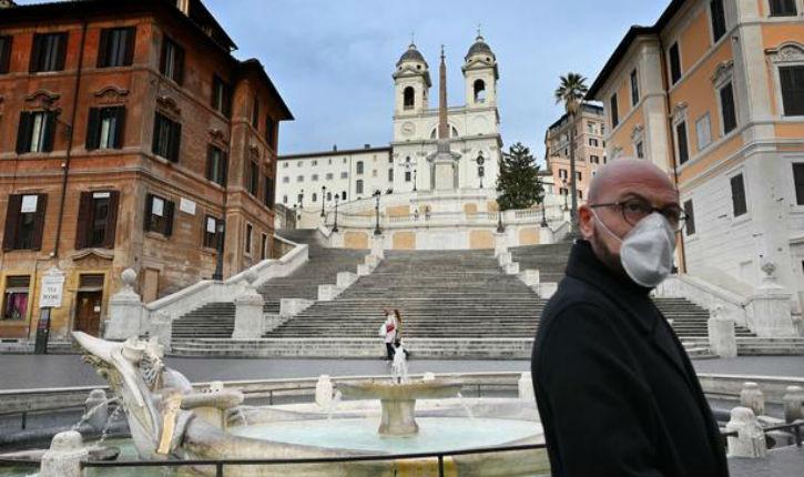 Coronavirus: une association de juristes italiens demandent l'aide de Poutine, «L'Union européenne n'a pas fait preuve de solidarité»
