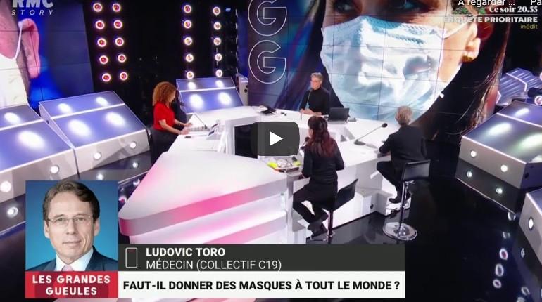 Plainte contre Édouard Philippe et Agnès Buzyn: «On nous a menti depuis le début. Honte au directeur de la santé de dire que le masque ne sert à rien» (Vidéo)