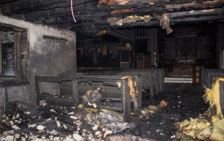 Norvège : un migrant « déséquilibré » met le feu à une église