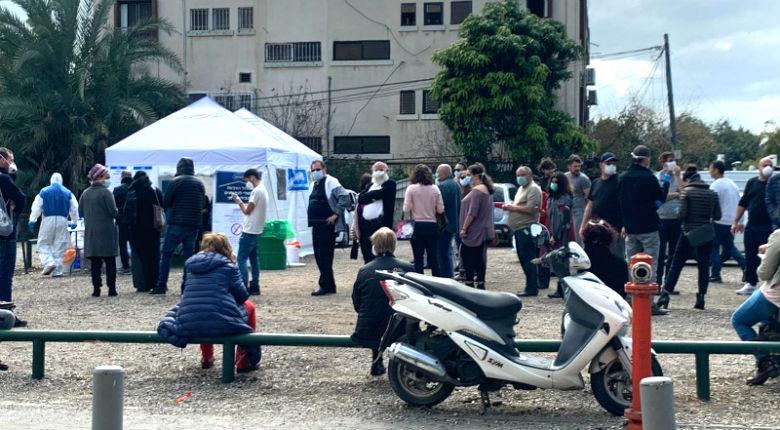 Elections en en Israël sur fond de coronavirus:  le taux de participation à 12h était de 27,6%