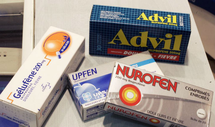 Coronavirus: alerte sur l'ibuprofène et autres anti-inflammatoires