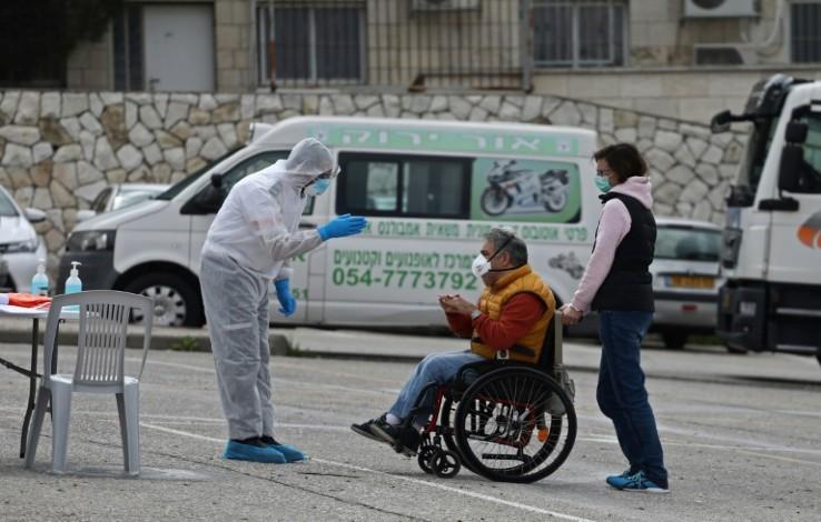 Israël : 2030 cas coronavirus. Le nombre de décès s'élève à 5