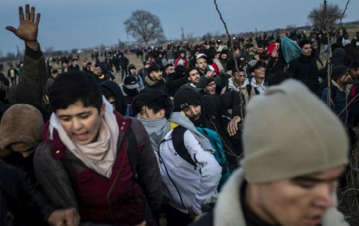 Un ministre turc : « 1 million de migrants iront bientôt en Europe. Les gouvernements européens tomberont, leurs économies seront déstabilisées »