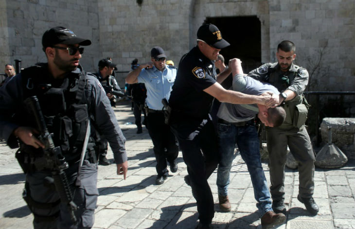 Israël: tentative d'attaque au couteau à Jérusalem, le terroriste neutralisé. Aucun blessé