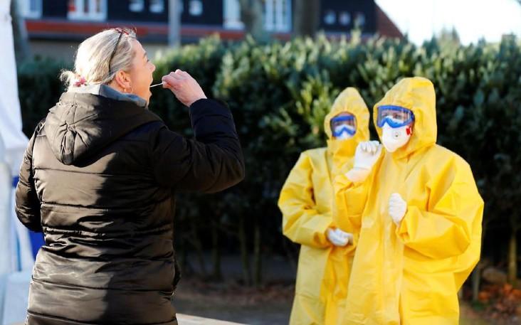 Coronavirus : l'Allemagne effectue désormais 500 000 tests par semaine alors que la France est en pénurie…