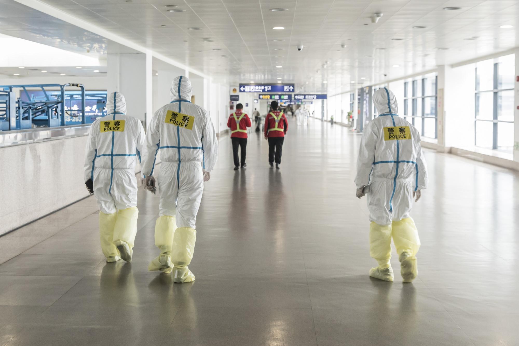 La Chine a volontairement dissimulé l'étendue de l'épidémie du COVID, selon les renseignements américains