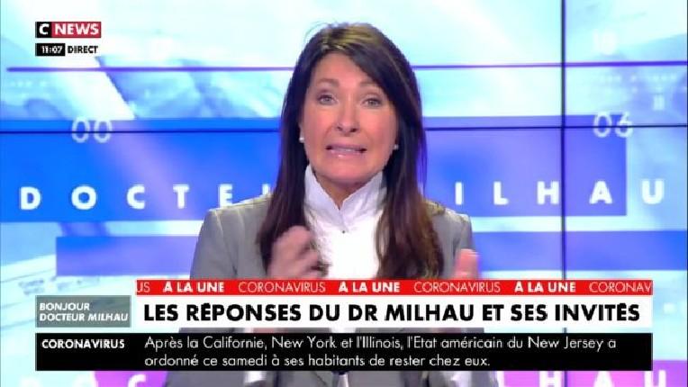 La ridicule Dr Milhau, pseudo «expert» sur CNews, ose qualifier de «complotiste» le Pr Montagnier, prix Nobel… à quand un Nuremberg de ces faux experts ?
