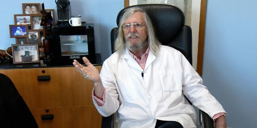 Hydroxychloroquine : Didier Raoult publie sa propre étude ridiculisant The Lancet «Je ne sais pas si ailleurs l'hydroxychloroquine tue, mais ici, elle a sauvé beaucoup de gens»