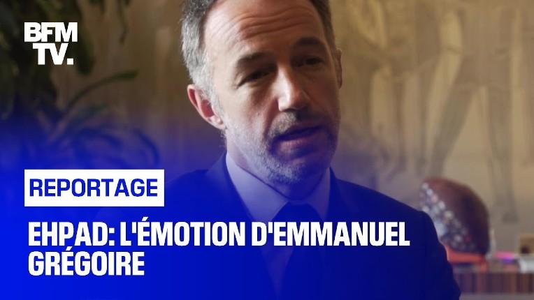 Coronavirus: Le premier adjoint à la mairie de Paris explique «le Samu ne vient plus chercher les patients dans les Ehpad, il n'a pas les capacités» (Vidéo)