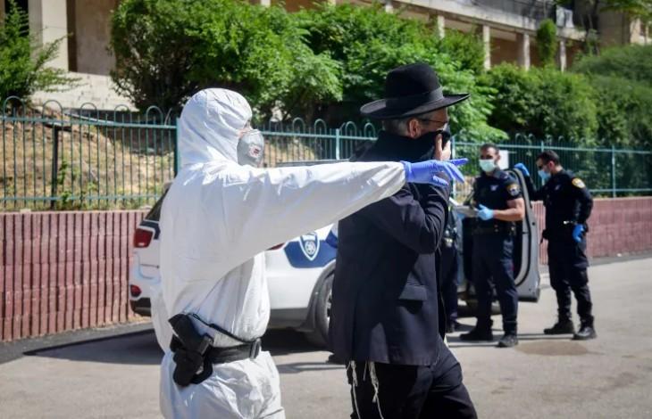 Coronavirus en Israël: 39 morts et 7.030 cas confirmés. La ville de Bnei Brak confinée