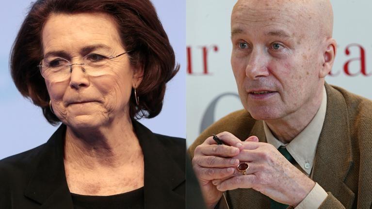 Michèle Barzach, ancienne ministre de la Santé, prescrivait la pilule aux jeunes filles mineures que Gabriel Matzneff amenait dans son cabinet