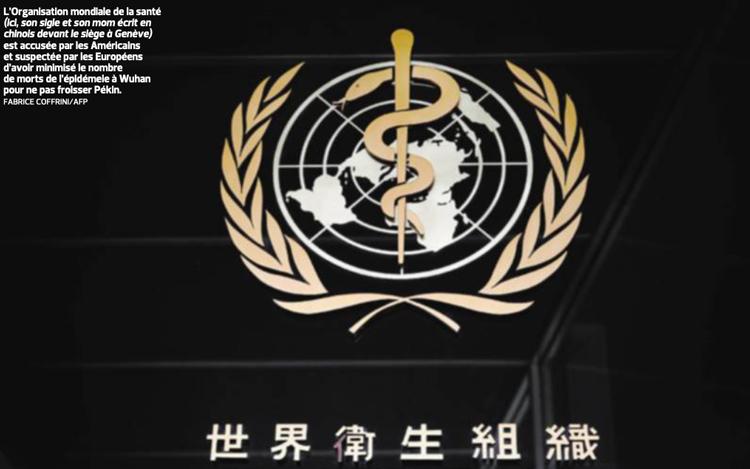 L'Organisation Mondiale de la Santé est sous contrôle chinois [lefigaro]