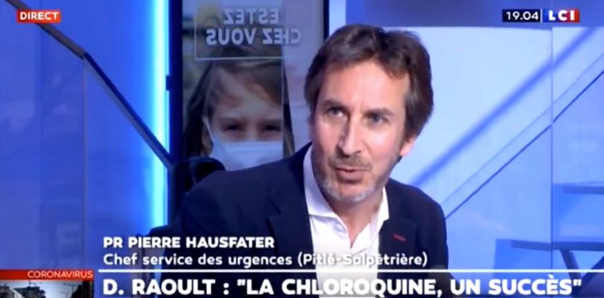 Quand un médecin critique la chloroquine et finit par avouer « je vais vous faire une confidence, j'en ai pris » (Vidéo)