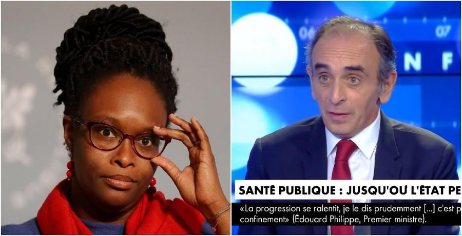 Zemmour : « Sibeth Ndiaye disait que les masques et les tests étaient inutiles. Je ne la crois jamais. Quand elle dit quelque chose, je comprends le contraire » (Vidéo)