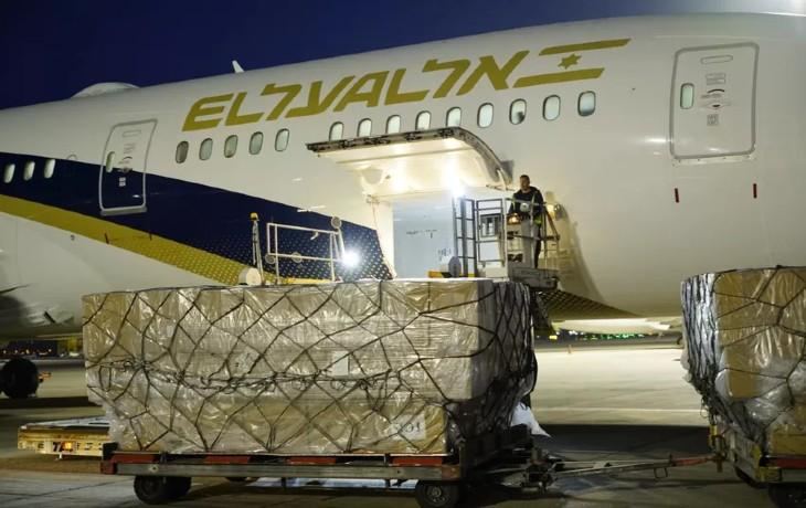 Coronavirus, Israël: 11 avions d'El Al commencent à ramener du matériel médical de Chine