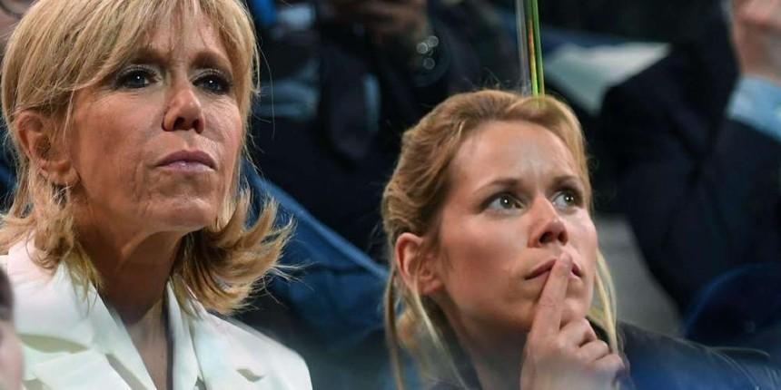 La fille de Brigitte Macron, Tiphaine Auzière, emmenée en hélicoptère à l'IHU du Pr Raoult pour être traitée à l'hydroxychloroquine ?