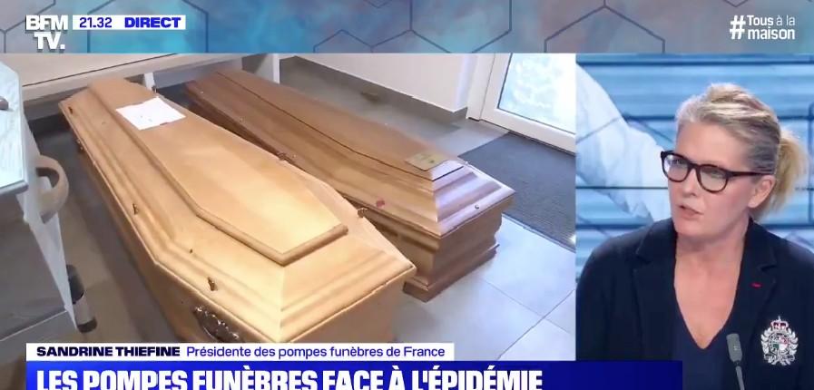 Coronavirus: La préfecture de police de Paris facture 250€ aux familles par cercueils entreposés 6 jours à Rungis, 50€ pour s'y recueillir une heure… (Vidéo)