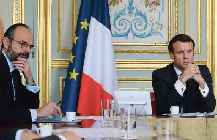 Révélations scandaleuses du Canard Enchaîné: Macron et son gouvernement auraient donné consigne le 19 mars de limiter l'accès à la réanimation des «personnes fragiles», les personnes âgées… (Vidéo)