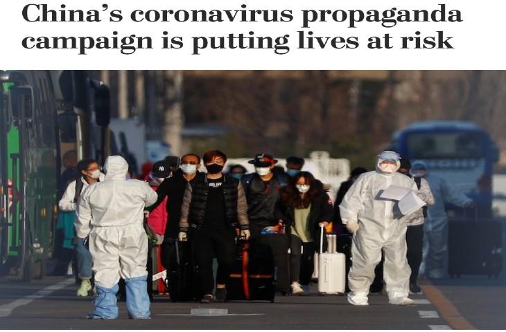 Coronavirus: comment les médias de gauche font tout pour qu'on ne l'appelle pas le «virus chinois», vraie désignation, alors que tout le monde évoque la «grippe espagnole»