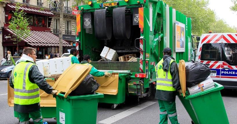 Pas besoin de protections spécifiques pour les éboueurs, selon Elisabeth Borne, ministre de la Transition écologique