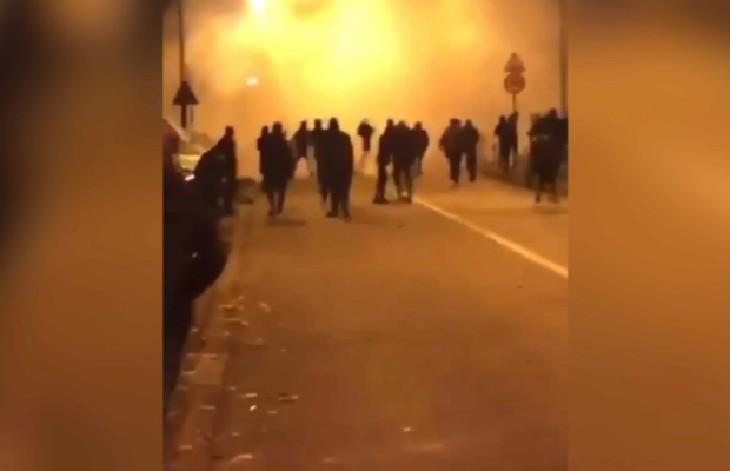 Mantes-la-Jolie : la police victime d'une embuscade se retrouve face à une bande d'environ 80 racailles