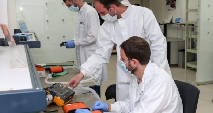 Coronavirus, Israël : Les chaines de production de missiles reconverties pour produire des respirateurs artificiels