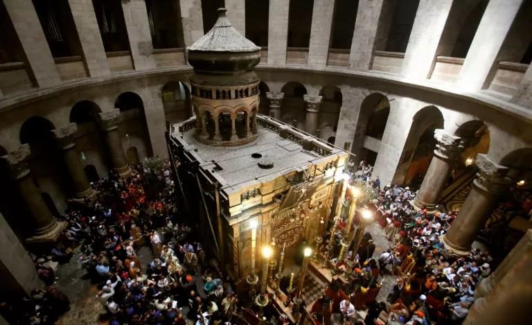 Israël va aider les Chrétiens à organiser le rituel du «feu sacré» malgré la pandémie