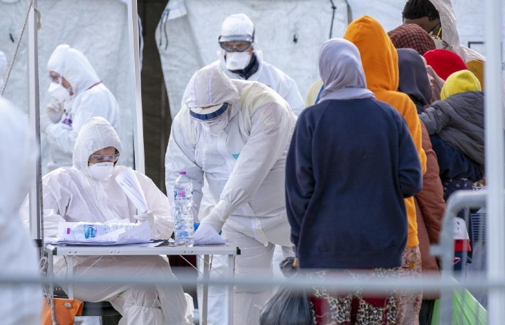 Coronavirus : Willy Demeyer, bourgmestre de Liège: « Une proportion anormalement élevée de patients d'origine africaine subsaharienne » hospitalisés