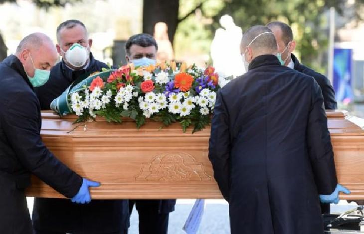 Coronavirus. Italie : le vrai bilan en un mois à Bergame serait de 4500 morts et non de 2000 selon un quotidien local