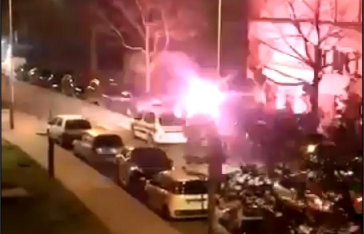 «Sur le Coran, tuez les !», images violentes des émeutes pour la troisième nuit consécutive à Beauvais après des opérations anti-drogues (Vidéo)