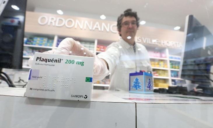 Coronavirus : l'armée confirme avoir acheté un stock de chloroquine, « un achat de précaution »