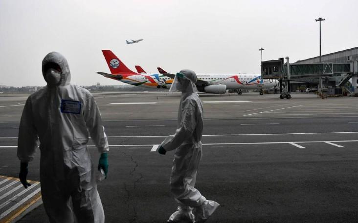 Chine : Des masques commandés par la France rachetés au pied des avions par les Américains