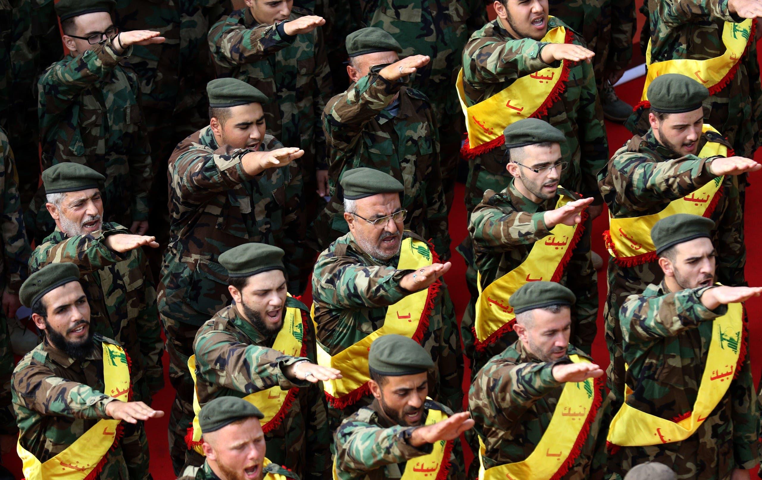 Mai 2008, lorsque la milice du Hezbollah a terrorisé la capitale Beyrouth et fait couler le sang des libanais