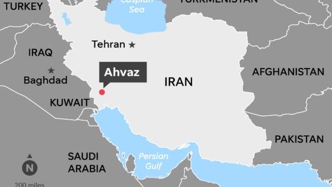 Le régime iranien alloue un budget pour voler 550 000 hectares des terres arabes agricoles à Ahwaz