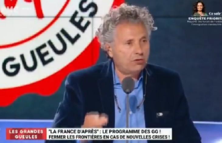 Gilles-William Goldnaldel : « Macron s'est conduit en idéologue concernant la fermeture des frontières, il a cru être intelligent et drôle en disant qu'un virus n'avait pas de passeport » (Vidéo)