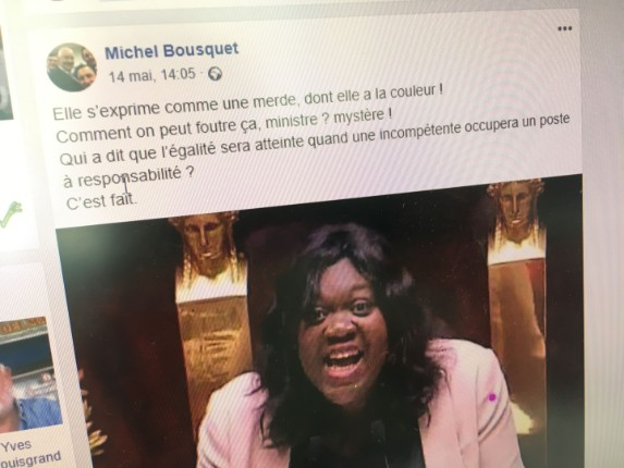 Béziers : Informé du dérapage de Michel Bousquet sur sa page Facebook, le maire de Béziers Robert Ménard exige sa démission immédiate