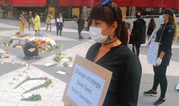 La Suède rejette tout confinement malgré un taux de mortalité record