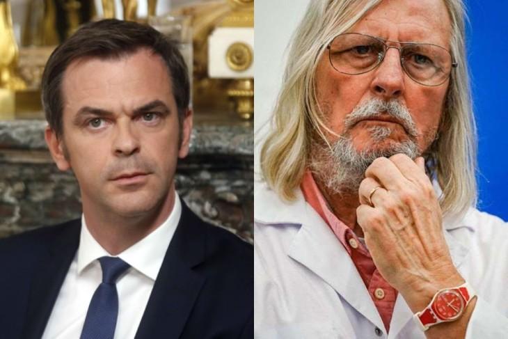 Coronavirus chinois: les Français font plus confiance au professeur Didier Raoult qu'à Olivier Véran