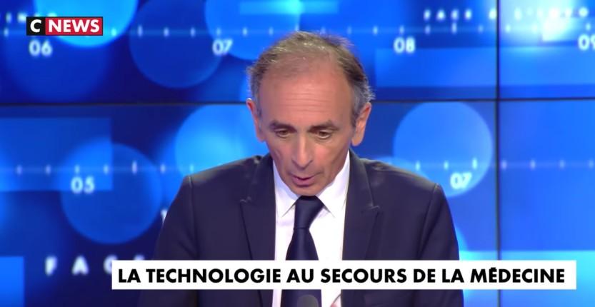Zemmour : « Que de limites des libertés sous Macron ! Privés de sortie avec le confinement, privés de dire ce que l'on veut avec la loi Avia, et avec StopCovid, on veut surveiller nos fréquentations. On nous prive de nos libertés fondamentales ! » (Vidéo)