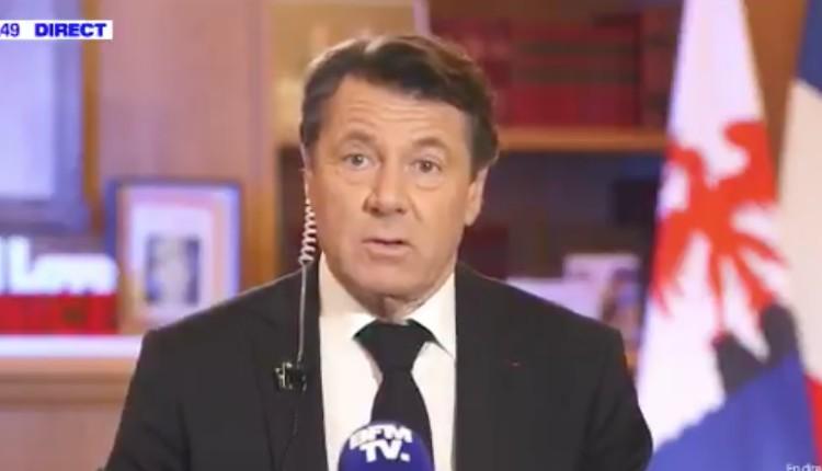 Médias anti-Hydroxychloroquine : Christian Estrosi dénonce un «lynchage médiatique» contre le professeur Raoult