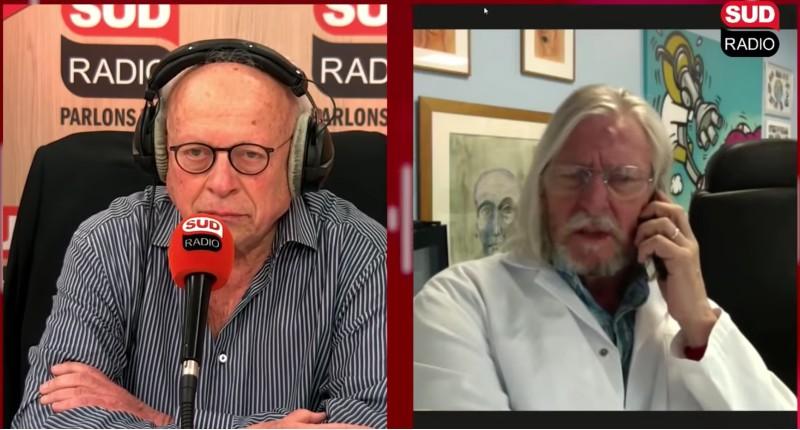 Interview du Pr. Raoult «Trump a pris position pour l'hydroxychloroquine, l'étude de Lancet est politique !» (Vidéo)