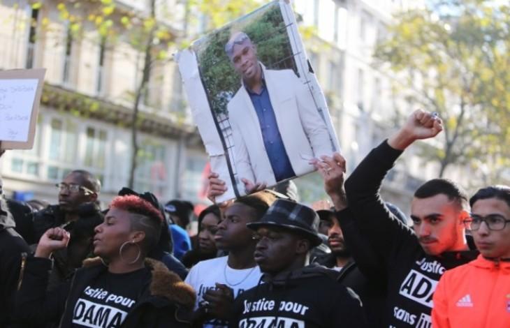 """""""Ils ne réclament pas la vérité, ils veulent la vengeance"""" : La police et l'Élysée redoutent les manifestations d'aujourd'hui pour Adama Traoré et George Floyd"""
