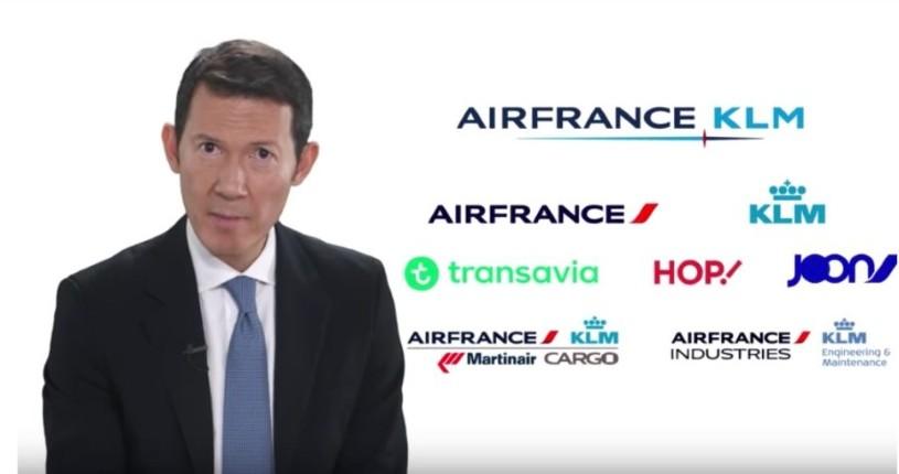 Air France : en pleine crise, le directeur général va toucher près de 800 000 euros de prime