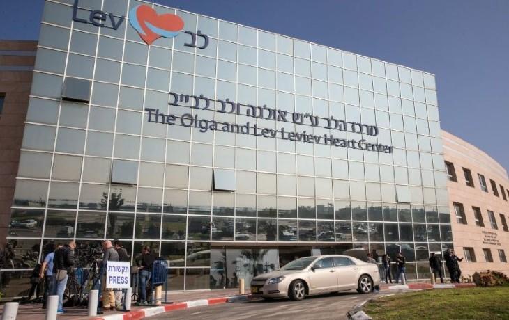 Un bébé syrien de 10 jours opéré du coeur en Israël