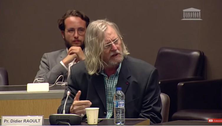 Mensonge des tests, Conseil scientifique incompétent, interdiction de la chloroquine : Raoult se paye le gouvernement devant la commission d'enquête de l'Assemblée nationale