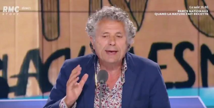 Manifestation pour Traoré: Gilles William Goldnadel réagit «Castaner et l'Allemand avaient le verbe un peu plus haut contre les manifestations interdites de Gilets jaunes» (Vidéo)
