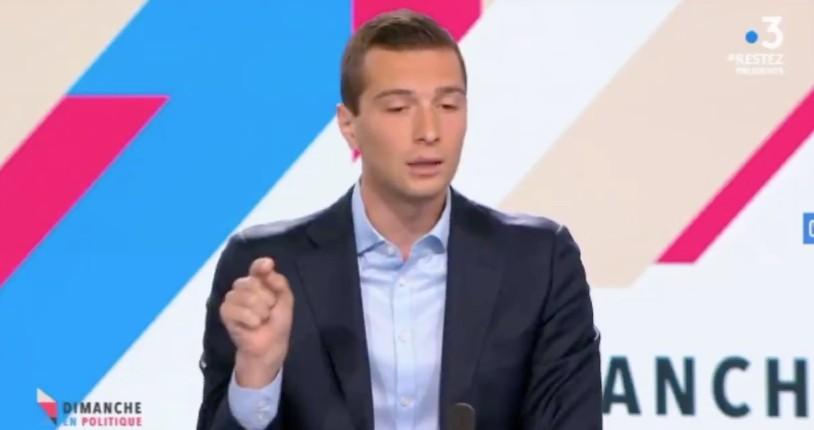 Jordan Bardella estime que la cause palestinienne est un « prétexte » pour tous les émeutiers, islamistes, antisémites, et ceux qui rejettent la France