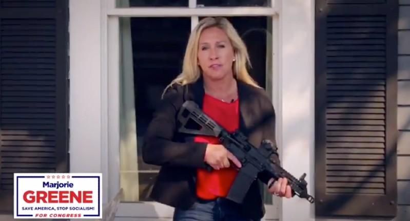 Emeutes aux USA: une candidate républicaine attend les antifas de pied ferme «Vous ne brûlerez pas nos églises, ne pillerez pas nos entreprises ou ne détruirez pas nos maisons» (Vidéo)